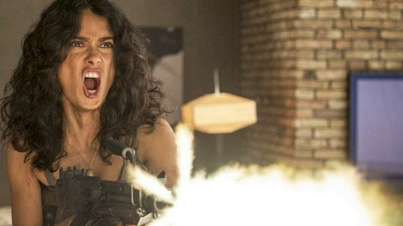 Everly: Starring Salma Hayek (Official Movie Trailer #2)