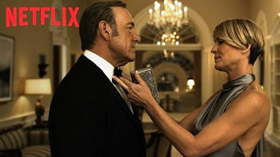 House Of Cards: Season 3 (Official Trailer)