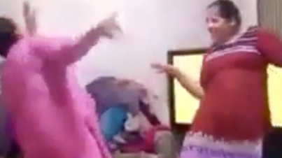 Bhangra Clip of The Week: Indian Aunties Bust Out Some Ridiculous Dance Moves