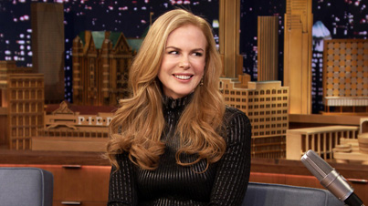 Jimmy Fallon Realizes He Blew A Chance To Date Nicole Kidman