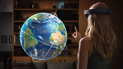The Future Is Here: Microsoft Introduces Windows Holographic
