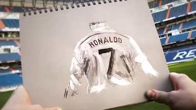Animated Clip Of The Week: The Best Moments Of Cristiano Ronaldo's Career