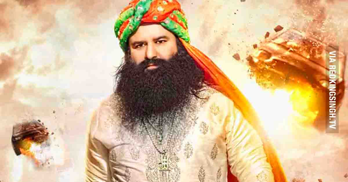 Rockstar Baba Gurmeet Ram Rahim Singh Insan Wallpapers for free download