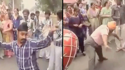 Bhangra Fail of The Week: These Druncles Might Still Need Some Bhangra Lessons