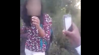 Just Another Day In India: Young College Girl Gets Physically Violated By Men With No Shame