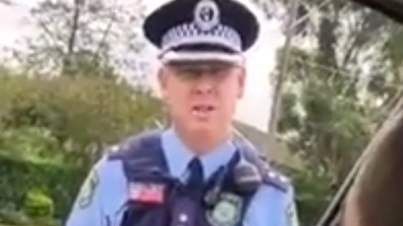 Who's Side Are You On? Angry Dude Argues With Cop After Catching Her On The Phone