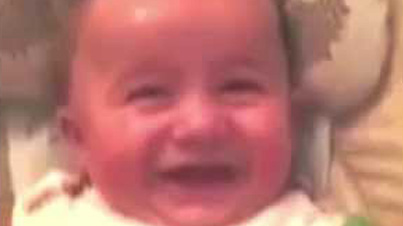 Adorable: Cute Russian Baby Has An Insanely Evil Laugh