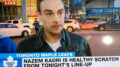 Oh My Goodness, That Was Awful: A Well Placed FHRITP On CP24 News In Toronto