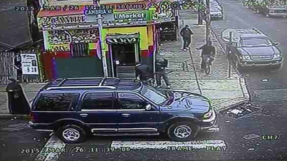 Caught On Film: Gunman Does A Drive-by Shooting On His Bicycle In Philly (*Warning* Graphic)