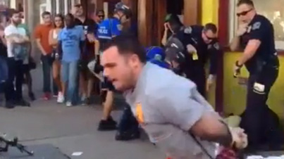 Meanwhile In Austin, Texas: Handcuffed Man Runs Away From Cops While Another Man Is Tasered