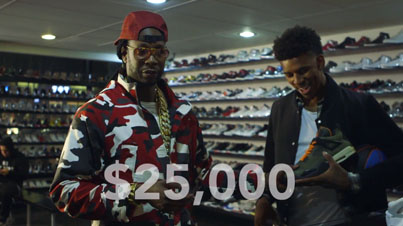 Most Expensivest Shit: Nick Young & 2 Chainz Shop For Ultra-Rare Sneakers