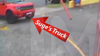 Raw Footage Of Suge Knight's Fatal Hit And Run (*Warning* Graphic)