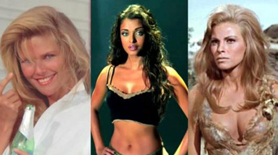 Agree or Disagree? Top 10 Sexiest Women Of All Time