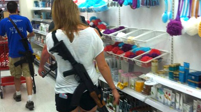 Welcome To Michigan: Where Cops Aren't The Only Ones Who Walk Around With Guns