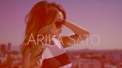 Absolutely Stunning: Beauty And Fitness Star Arika Sato Puts The LA Skyline To Complete Shame