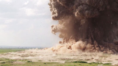 ISIS Destroys Ancient Assyrian City Of Nimrud