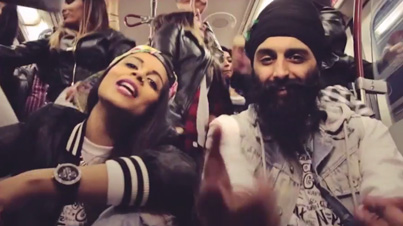 IVIVI by SuperWoman & Humble The Poet (Prod. by Sikh Knowledge) (Official Music Video)
