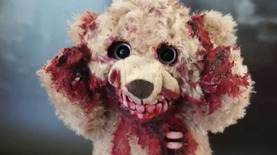 F*cking Horrifying: Quite Possibly The Scariest Teddy Bear You'll Ever See