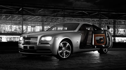 Incredibly Luxurious: Rolls-Royce Unveils New Wraith 'Inspired by Film' Edition