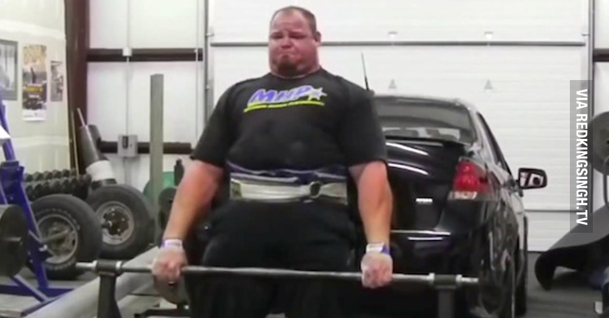 The Story Of The World's Strongest Man (VICE Sports) (Video)