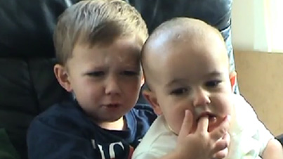 This Is What The 'Charlie Bit My Finger' Boys Look Like Now