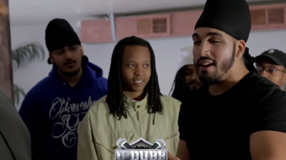 Nasty Rap Battle: Awthentic vs Real Sikh