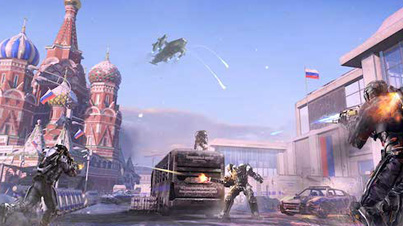 Call of Duty: Advanced Warfare (Official Supremacy DLC 3 Gameplay Trailer)