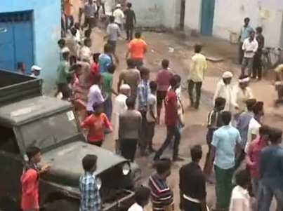 Meanwhile In Dhanbad, India: Gunman Opens Fire Outside A Polling Booth