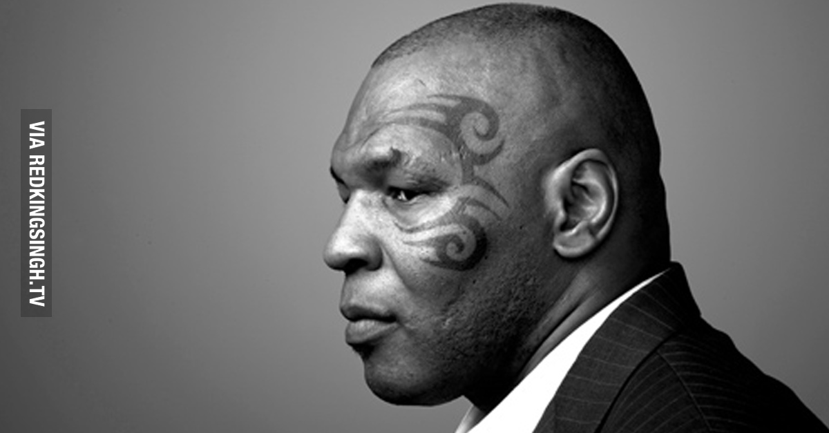Words Of Wisdom How Mike Tyson Changed His Approach To