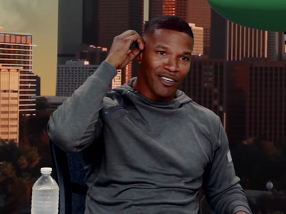 Jamie Foxx Admits On Snoop Dogg's GGN News Network To Doing Scarface Amounts Of Cocaine With Diddy