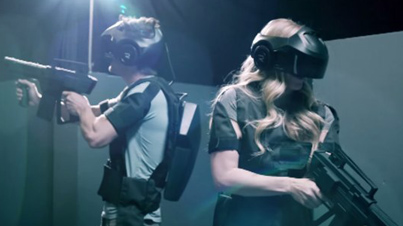 The Void: New Theme Park Fuses Physical and Virtual Reality Environments
