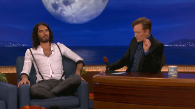 Russell Brand Is Hurt Tom Cruise Didn't Want Him For Scientology