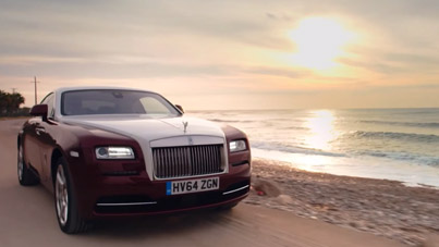 Automotive Excellence: The All New 2015 Rolls-Royce Wraith (Estimated At $300K)