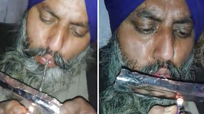 Punjab's Drug Epidemic Is No Joke: Welcome To India's Heroin Alley