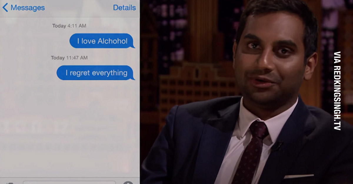 Aziz Ansari Talking Modern Love With The Master Of None