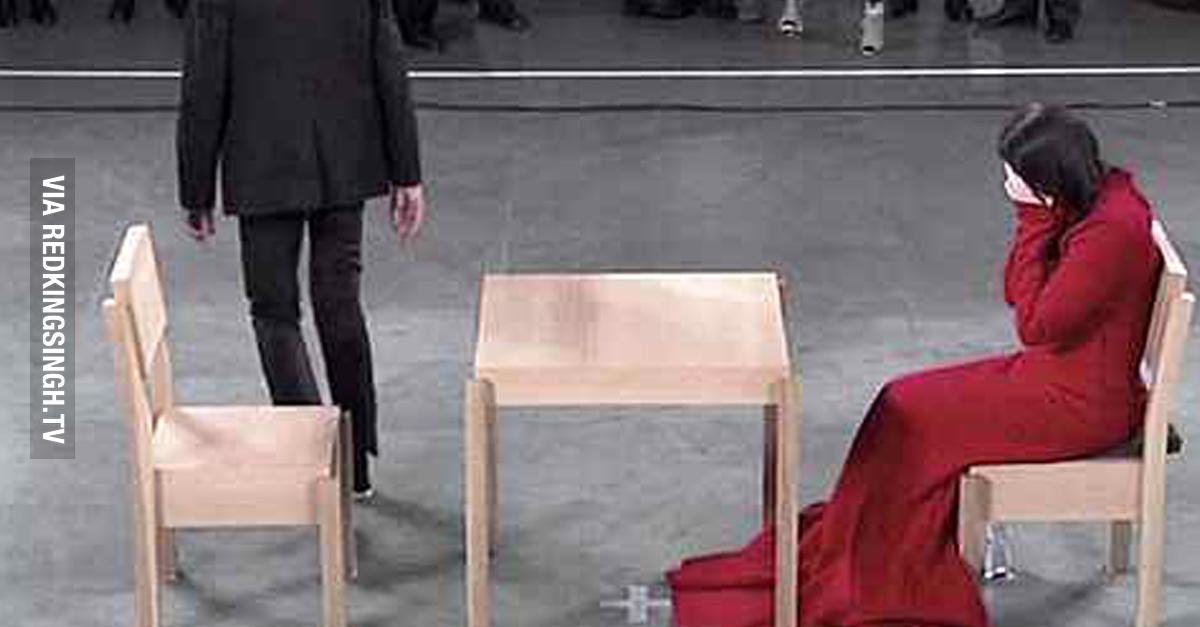 lovers meet after 30 years Watch what happens when ex-lovers marina and ulay meet come face to face after 30 years - former lovers marina abramovic and ulay meet after 30 years, what follows will give you goosebumps.