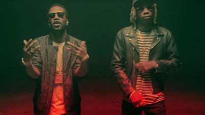 For Everybody by Juicy J Ft. Wiz Khalifa & R. City (Official Music Video)