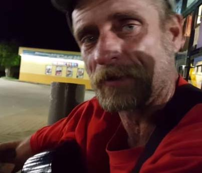 This World Sucks Man: Homeless Man Spits Nothing But The Truth