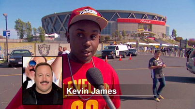 Lie Witness News: Jimmy Kimmel Turns The Tables On Cavs Fans