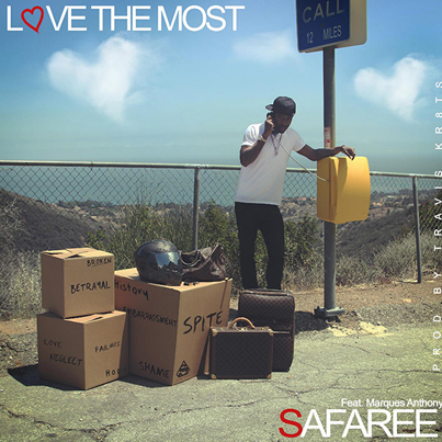 Love The Most By Safaree Ft. Marques Anthony (Official Audio)
