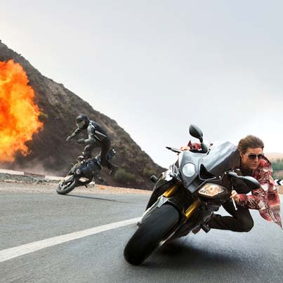 Mission: Impossible Rogue Nation (Official Movie Trailer #2)