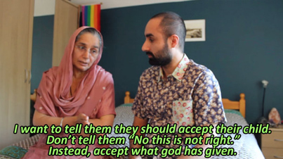They Didn't Choose This Life. God Did: Mother Explains What Homosexuality Is To Parents In Punjabi
