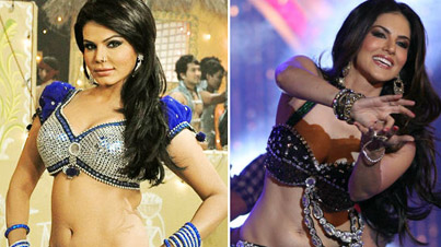 Rakhi Sawant Tells Sunny Leone To 'Get Lost' From India