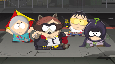 South Park: The Fractured But Whole (Official E3 Video Game Trailer)