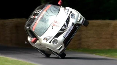 Automotive Excellence: Stunt Driver Breaks The Record For Fastest Mile On Two Wheels