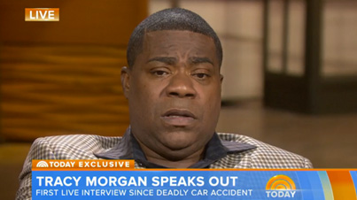 Pain Will Always Be There: Tracy Morgan's First Interview Since Fatal Car Crash