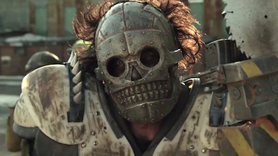 Mad Max On BMX: Turbo Kid (Official Movie Trailer)