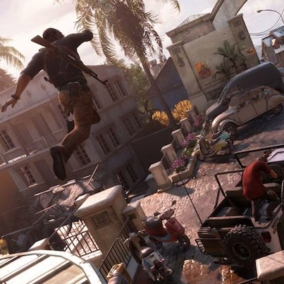 Uncharted 4: A Thief's End (Official E3 Gameplay Trailer)
