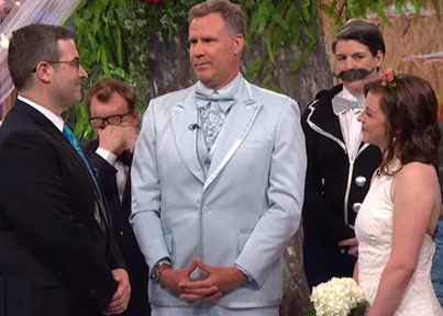 Will Ferrell Gives A Wedding Toast To Strangers And Sh*t Gets Real