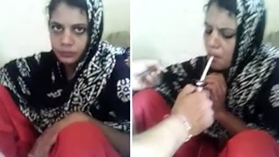 Punjab's Drug Epidemic: Young Woman Tries Smack For The First Time